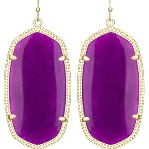 Jade Danielle Earrings by Kendra Scott